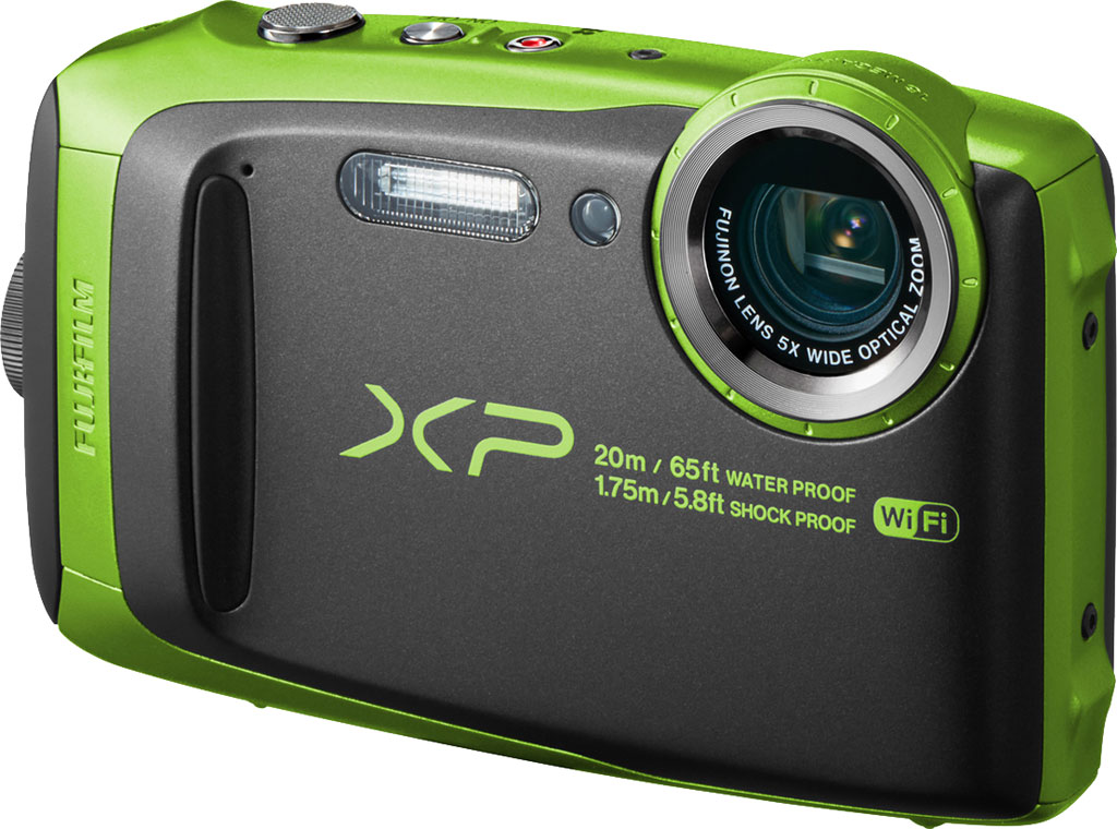 fuji xp waterproof camera owners manual
