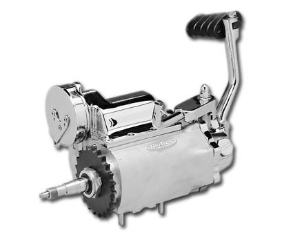 Revtech 4 speed transmission manual