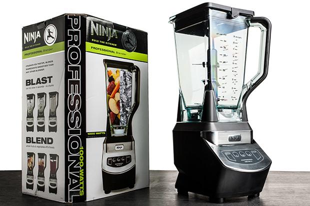 Ninja blender 1000 watts manual