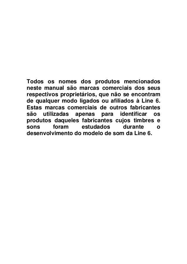 Line 6 fbv 3 manual