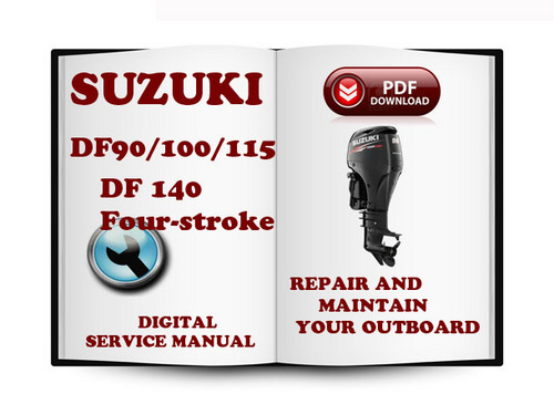 suzuki 115 outboard service manual