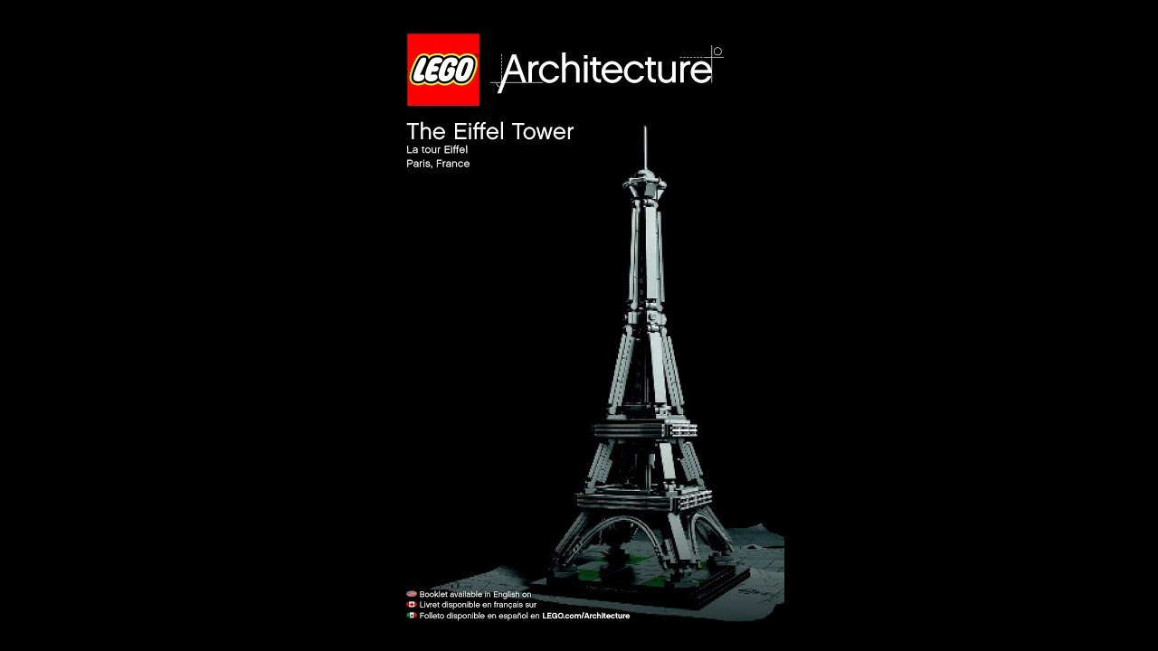 lego eiffel tower instructions download