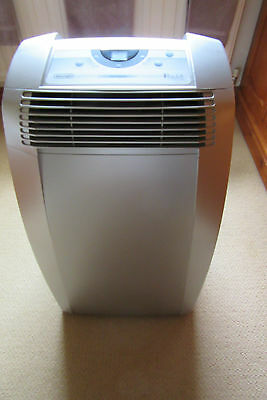 delonghi air conditioner instructions