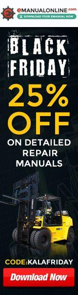 Nissan forklift manual free download