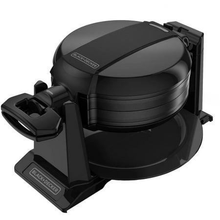 Black and decker waffle maker manual