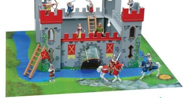 toys r us imaginarium medieval castle instructions
