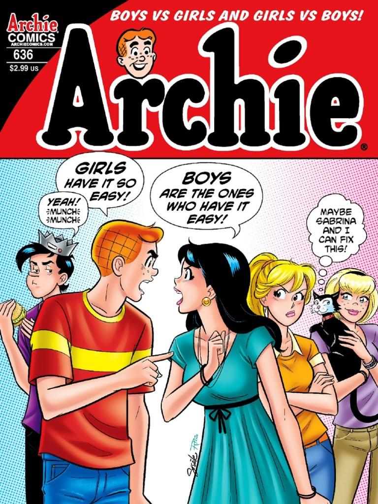Read archie comics free pdf