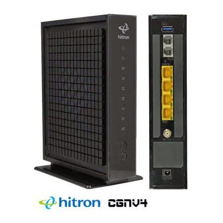 hitron cgnvm 2559 user manual