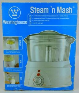 Westinghouse steam and mash manual