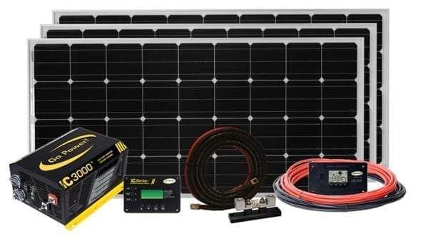 go power 30 amp pwm solar controller manual