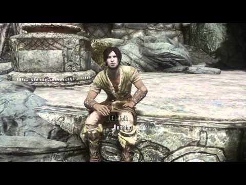 Skyrim how to fix different colored head and bodys