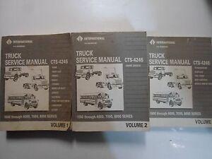 International truck repair manuals free