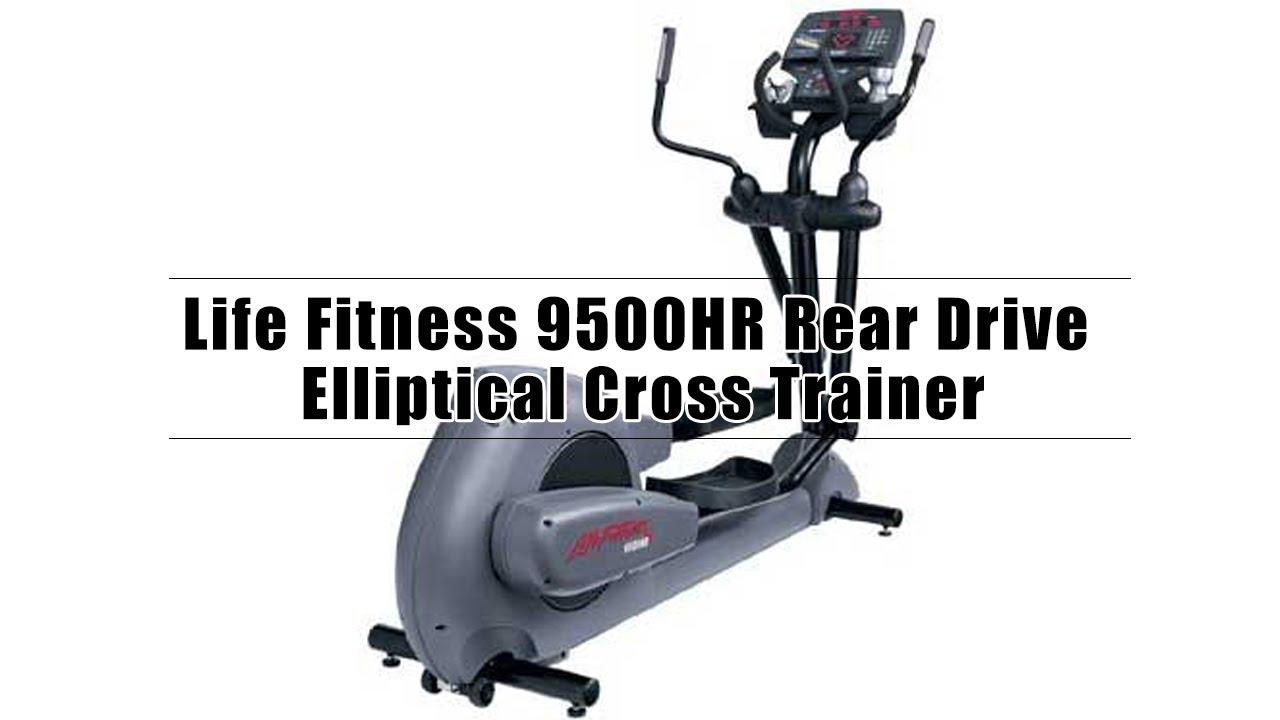 life fitness 9500hr elliptical manual