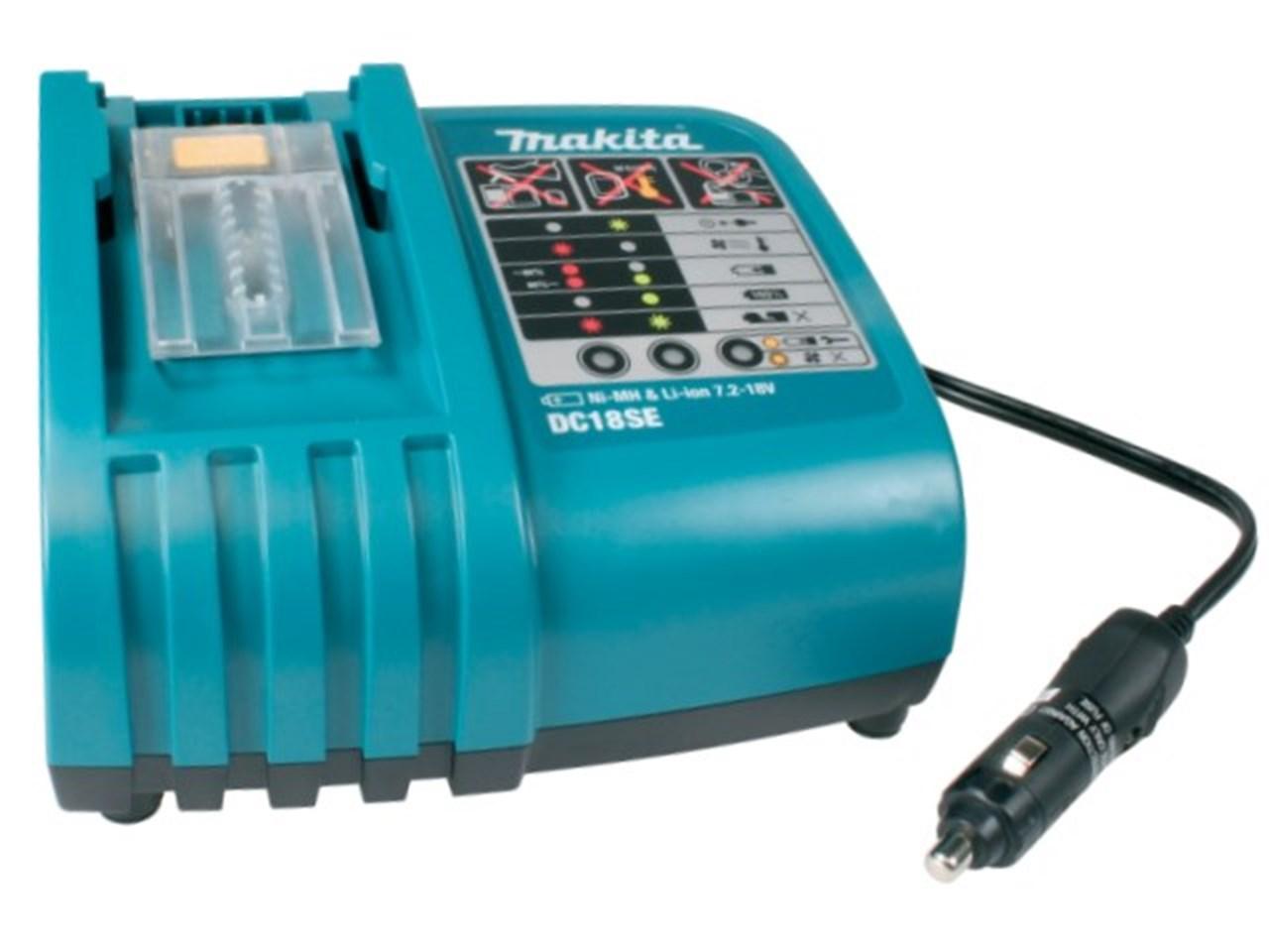 makita 18v battery charger instructions