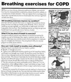 Energy conservation techniques for copd pdf