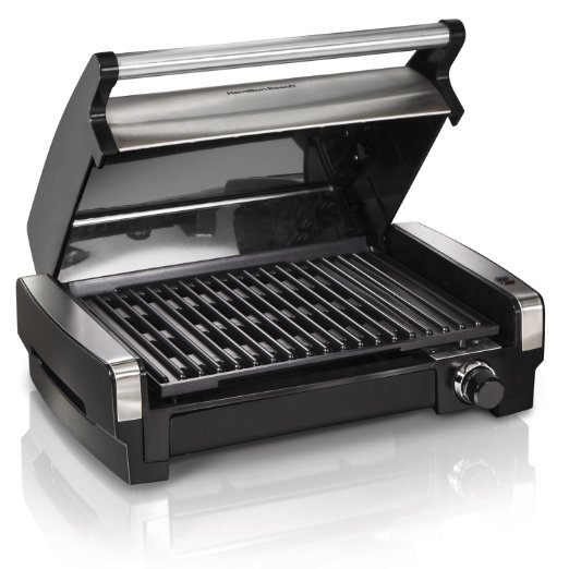 hamilton beach indoor outdoor grill manual