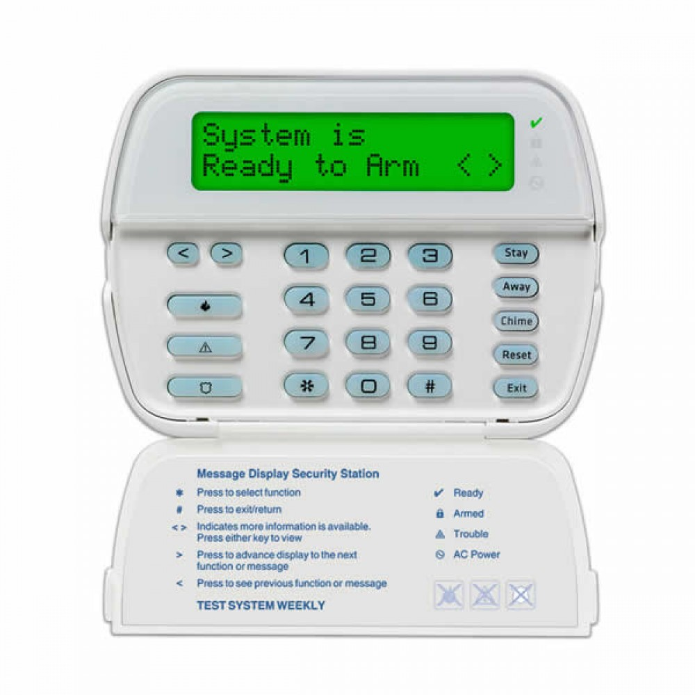 Dsc power series alarm manual