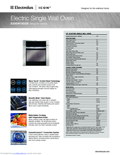 Electrolux oven installation manual