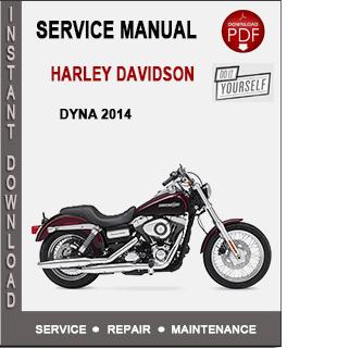 2014 dyna service manual pdf