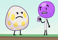 Bfb how to change donuts voice to normal