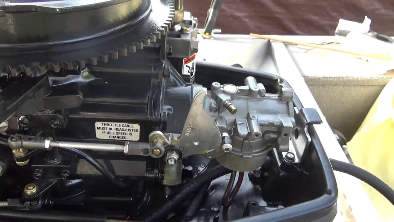 mercury tracker 40 hp outboard manual