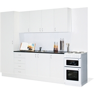 marquee 500mm 3 drawer base cabinet instructions