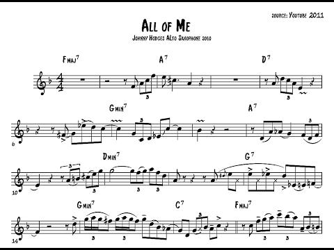 Take the a train alto sax pdf