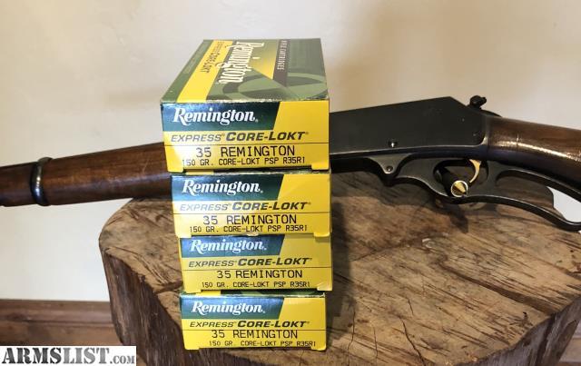 Marlin model 336 35 remington manual