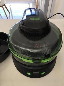 prinetti air fryer user manual