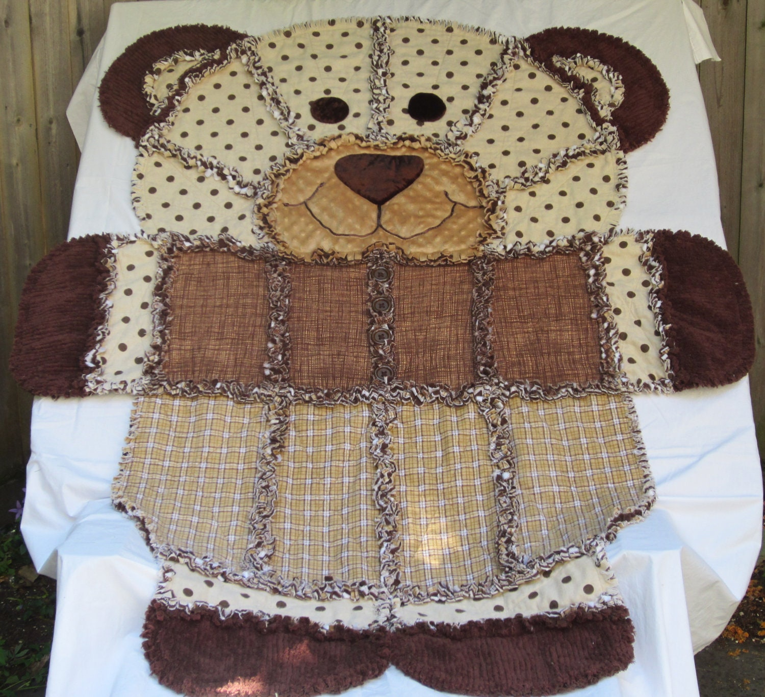 free teddy bear quilted patterns and instructions