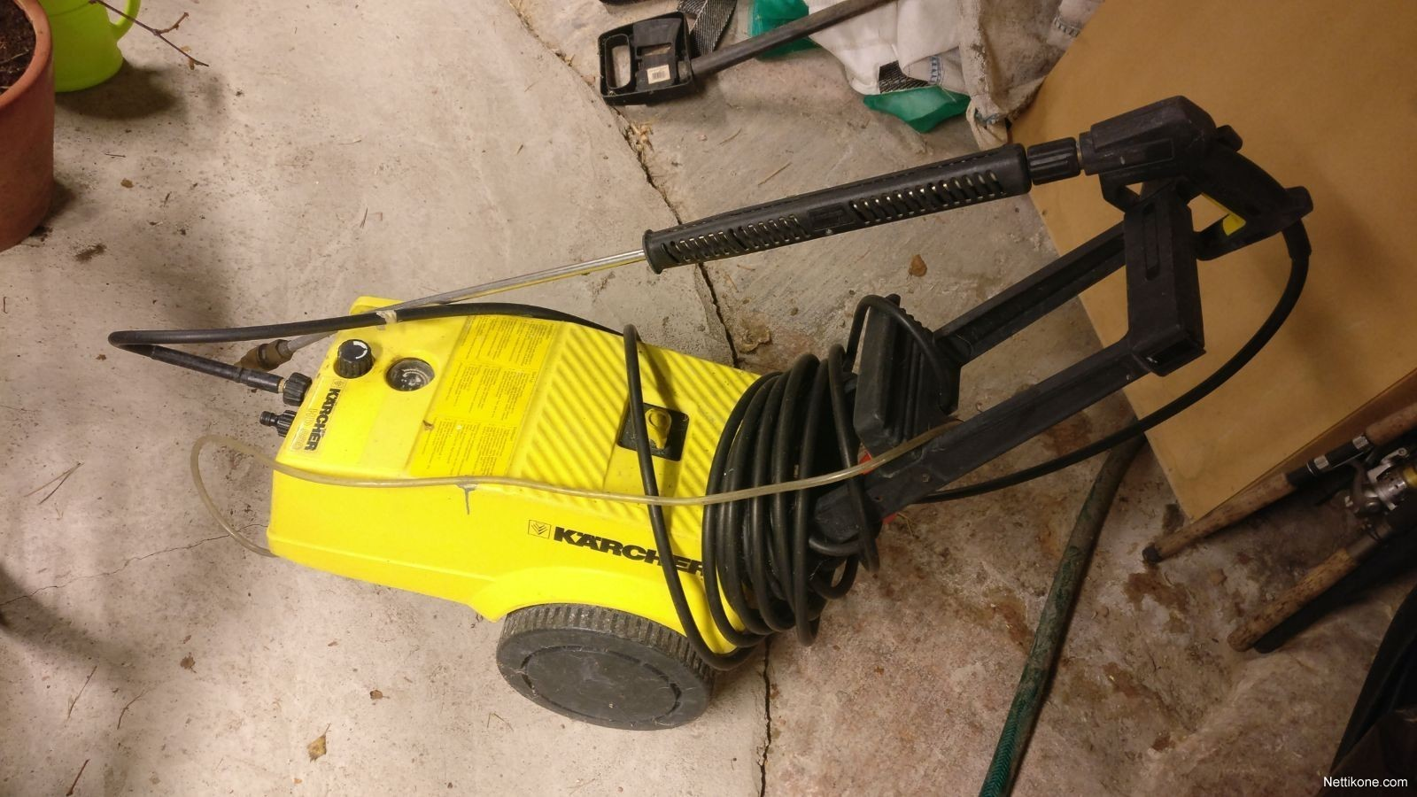 karcher hds 700 service manual
