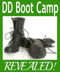 Domestic discipline boot camp instructions