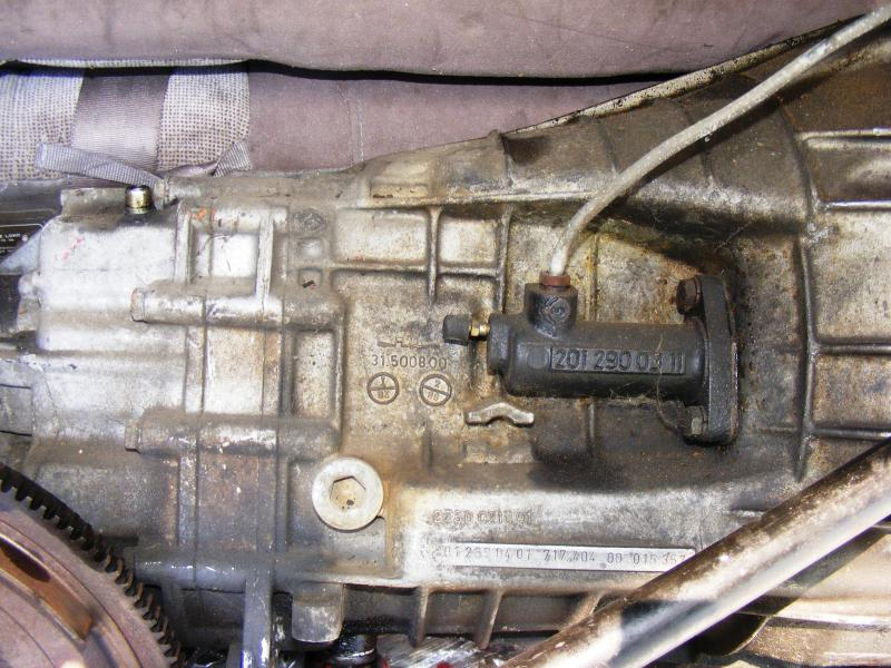 benz w201 manual transmission for sale