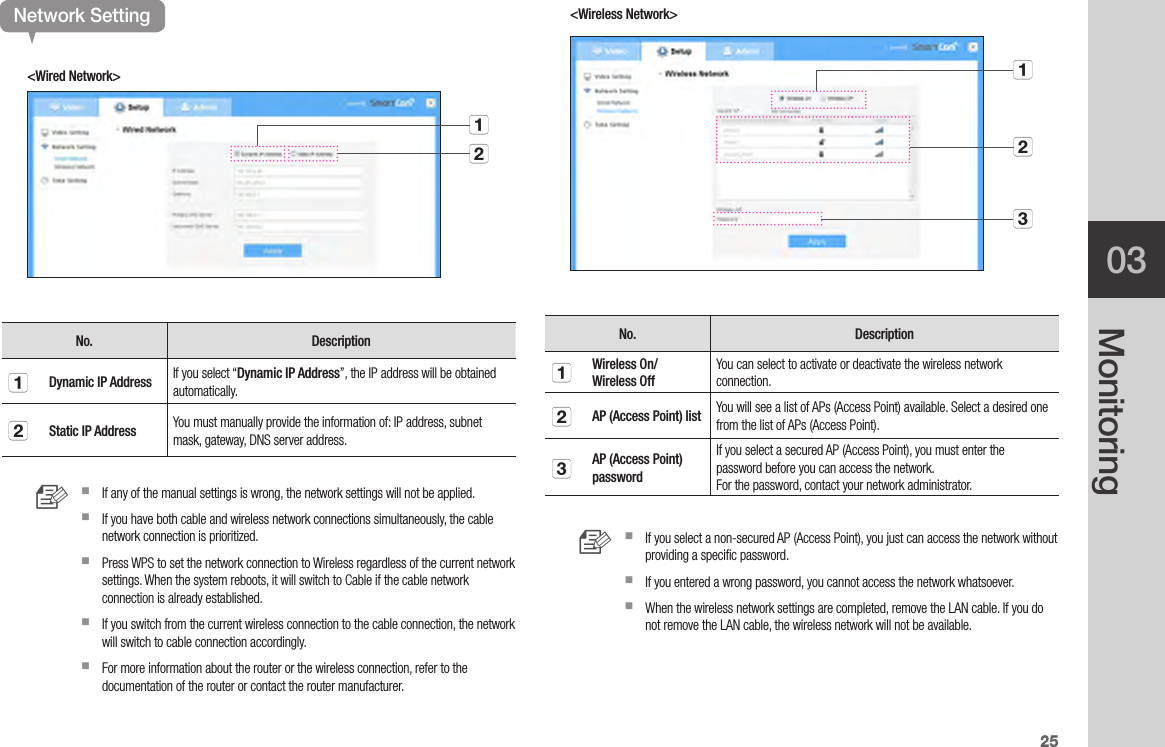 Samsung smartcam snh 1011n manual