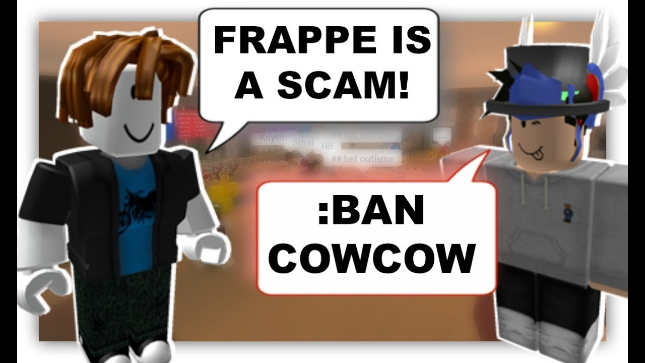 Roblox frappe how to work their