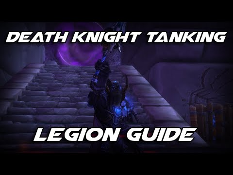 Tank death knight gnarly guides