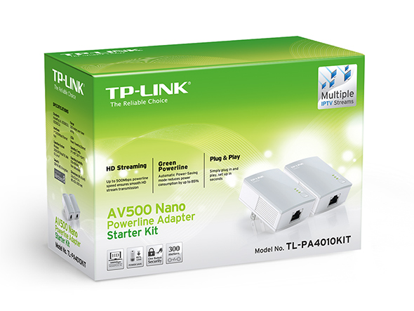 Tp link av500 powerline adapter instructions