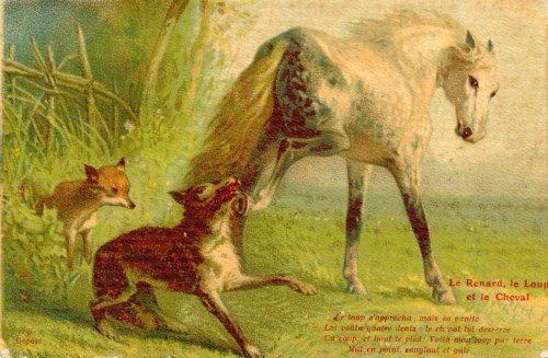Le renard et le bouc pdf