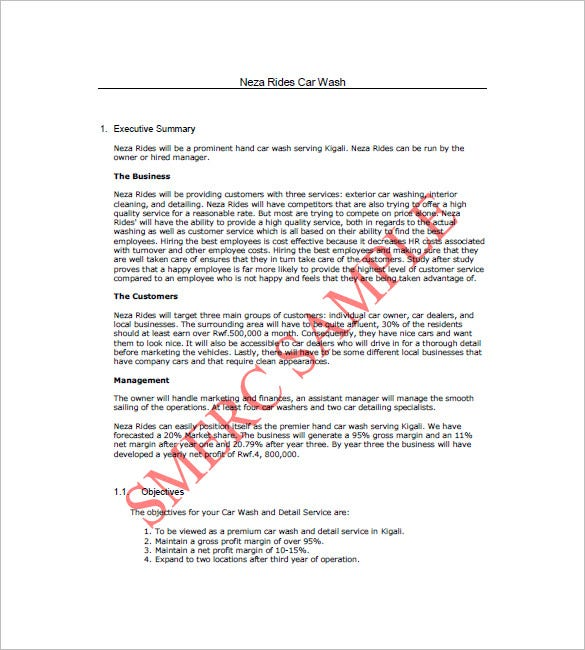 Shisa nyama business proposal pdf