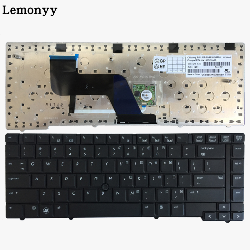 Hp elitebook 8440p how to take out keyboard