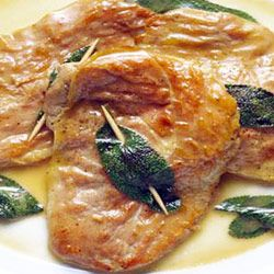 Beef scallopini rosette how to cook