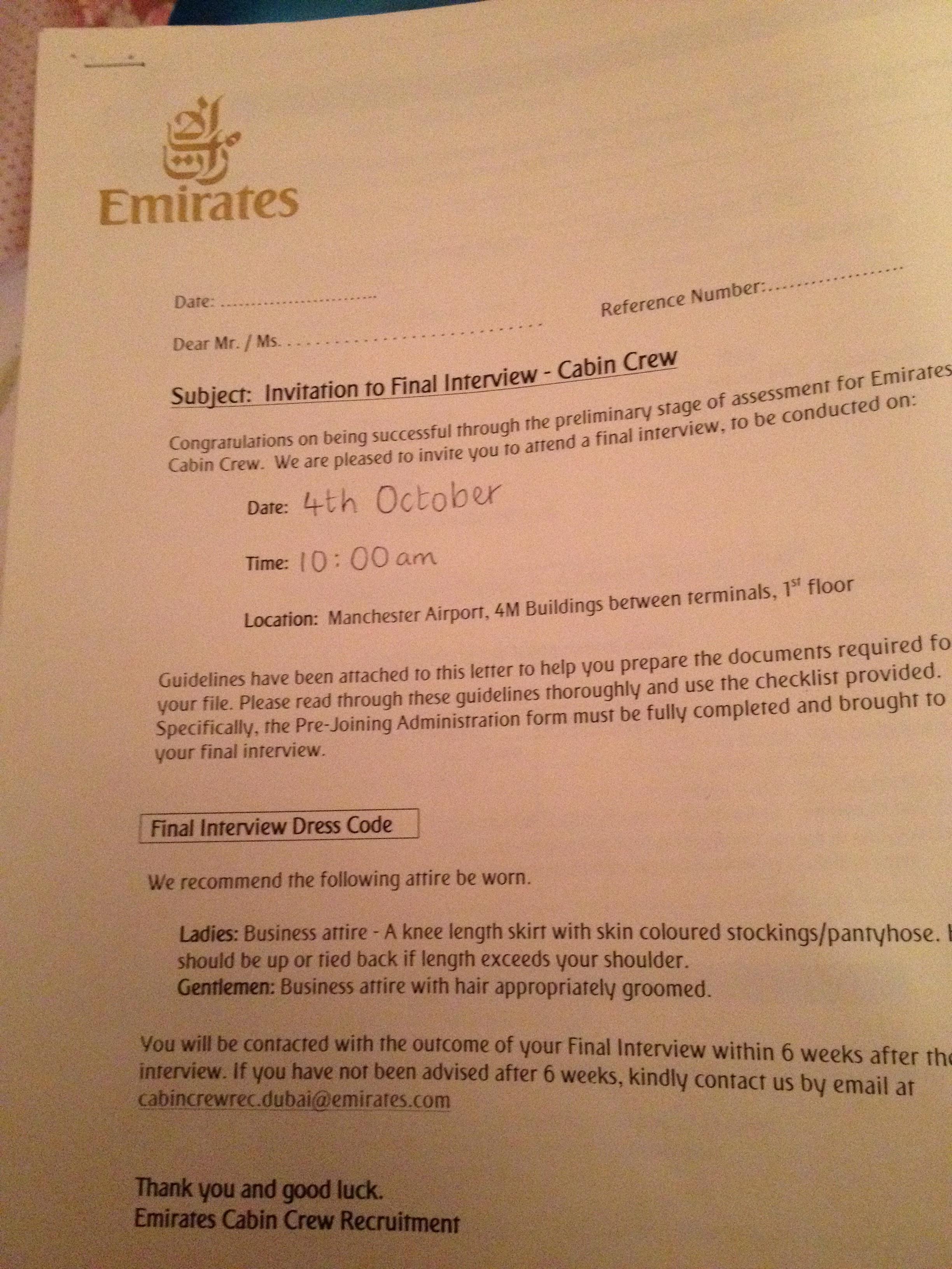 emirates cabin crew manual pdf