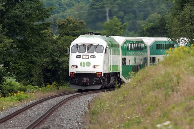 Unionville go train schedule pdf