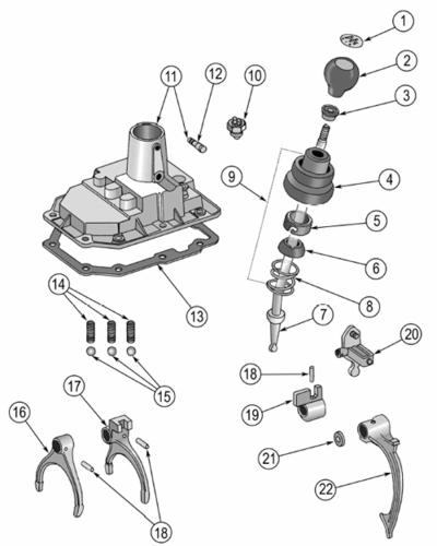 t18 transmission rebuild instructions