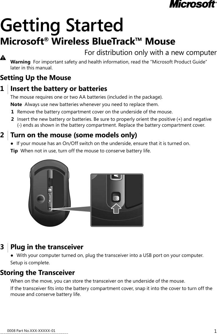 I usb storer user manual
