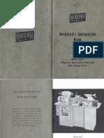 Myford lathe manual free download