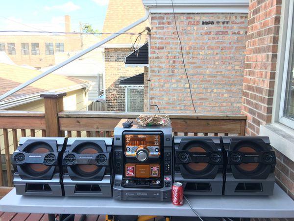 sony muteki stereo system manual