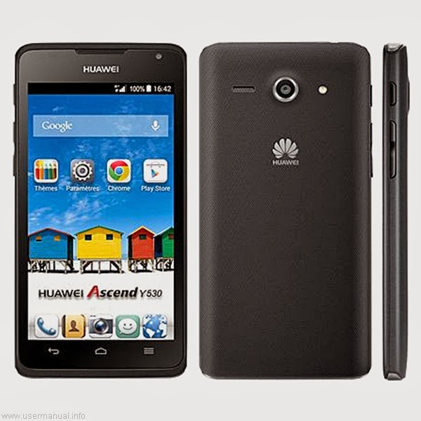 huawei phone operating instructions