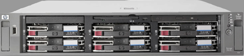 Hp proliant dl380 g3 server manual