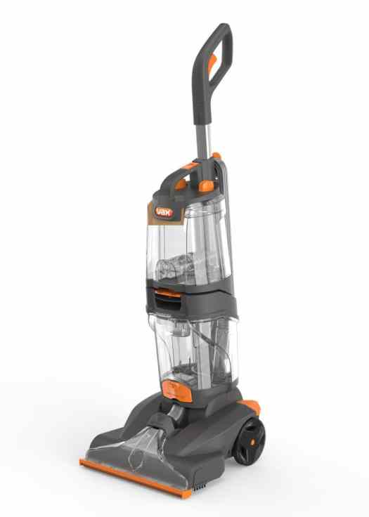 Vax dual power pro carpet cleaner instructions